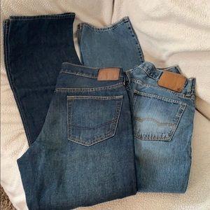 American Eagle & Bullhead Jeans Bundle
